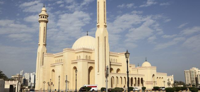 Al Seef District Al-Fateh Mosque