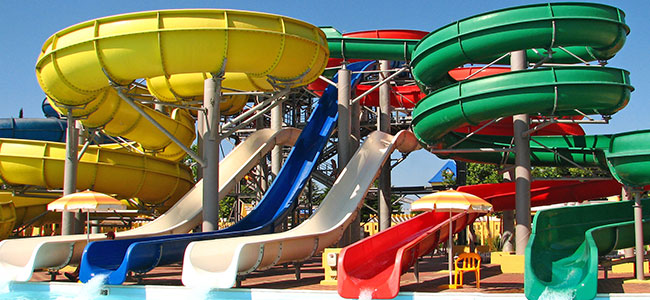 Lost Paradise of Dilmun Water Park at Al Seef District