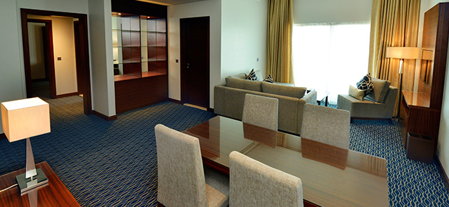 One Bedroom Suite at Ramada by Wyndham Manama City Centre